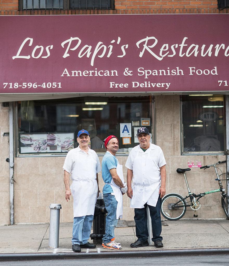 Los Papi's DUMBO