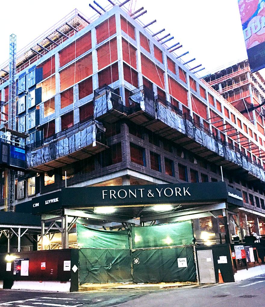 85 Jay Street Front & York DUMBO